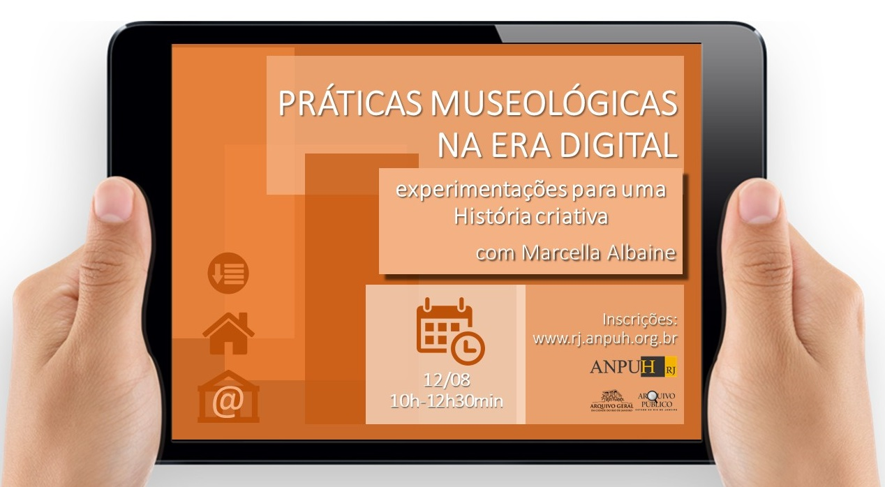 Práticas museológicas na era digital 2019