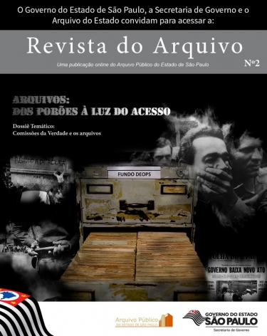 REVISTA DO ARQUIVO