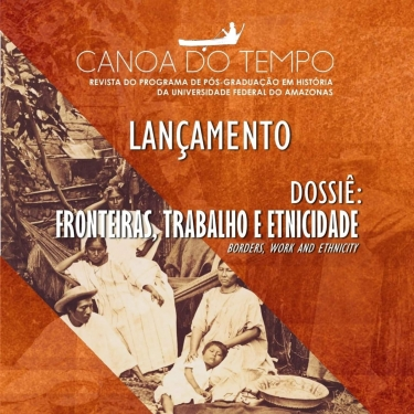 REVISTA CANOA DO TEMPO